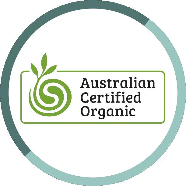 澳洲政府檢驗 合格的有機證書